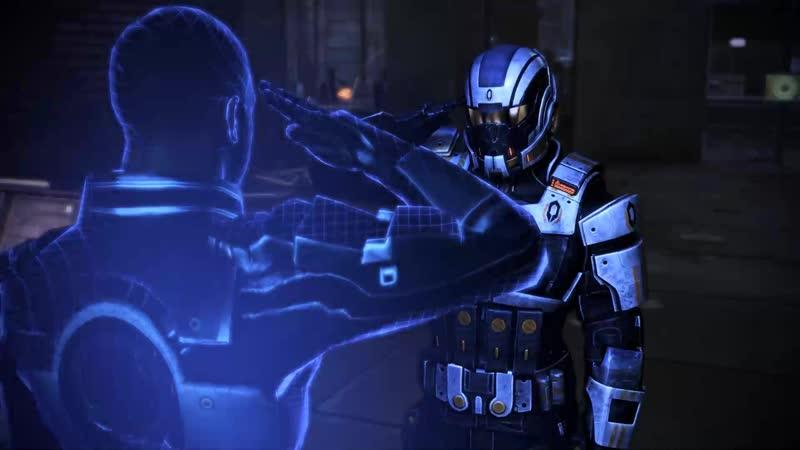 Mass Effect 3 часть 11