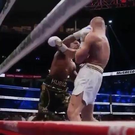 UFC НОКАУТЫ ВИДЕО on Instagram Поражение Конора МакГрегора в боксерском поединке против Флойда Мэйвезера ufc mma mmafighter mmatraining mix
