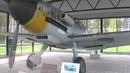 Фашистская свастика на финских самолётах, которые бомбили и расстреливали Ленинградскую область в 1941-1944 годах Utti Messerschmitt Bf 109 Memorial in Finland (Swastika)