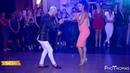 Бесподобная Ла Алемана и Фантастический Атака танцуют под умопомрочительный саксофон