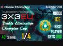 Vainglory  RUS  stream. Online Champion: Losers mesh 1/4. Black Wolves EU VS Fenix Rising