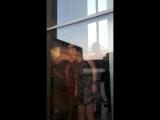 Бабы и новый лифт на Вороше))))