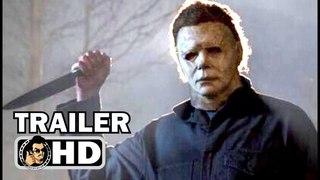 HALLOWEEN Official Trailer Teaser #2 + Classic Trailer (2018) Jamie Lee Curtis Horror Movie HD