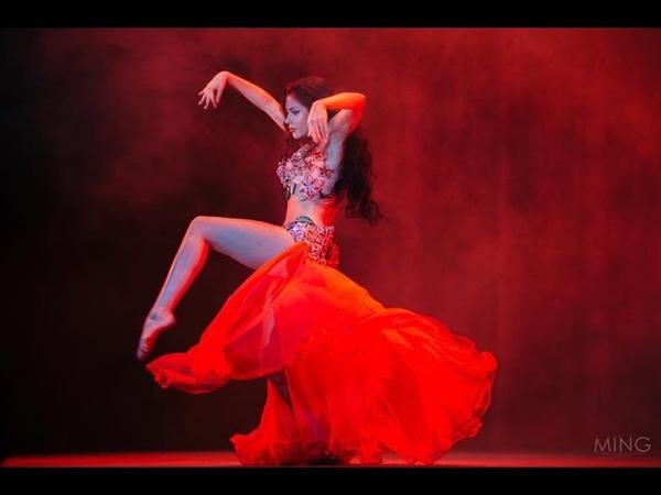 Belly dancer Yulianna Voronina bellydance الرقص الشرقي