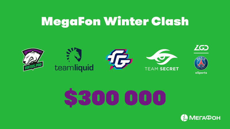 MegaFon Winter Clash Qualifications | IMPERIAL PRO GAMING ROAD | By TheFish