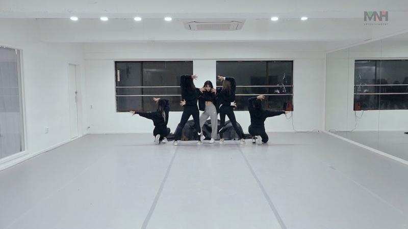 청하(CHUNG HA) - 벌써 12시 (Gotta Go) 안무 영상(Dance Practice)