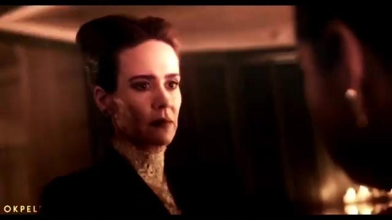 American Horror Story | sarah paulson | Wilhelmina Venable | Leslie Grossman vine