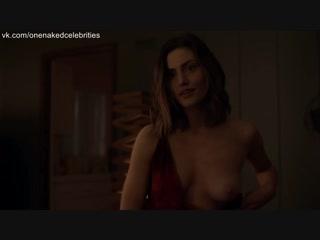Фиби тонкин (phoebe tonkin) голая в сериале «любовники» (2018)