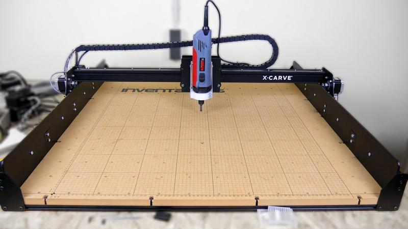 X-Carve Upgrade: Stiffening X and Y Axis