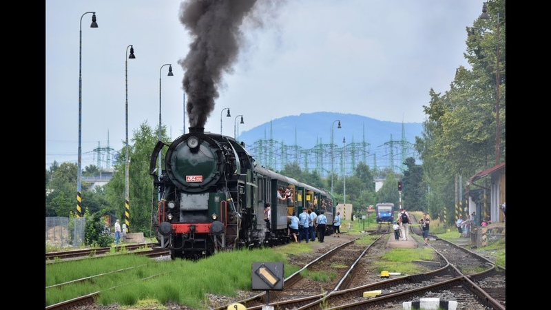 Parní lokomotiva 464 202 Rosnička