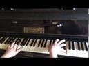 И.Штраус Вальс На прекрасном голубом Дунае / The Blue Danube piano