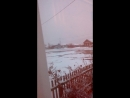 Вот и такая погода бывает в апреле))