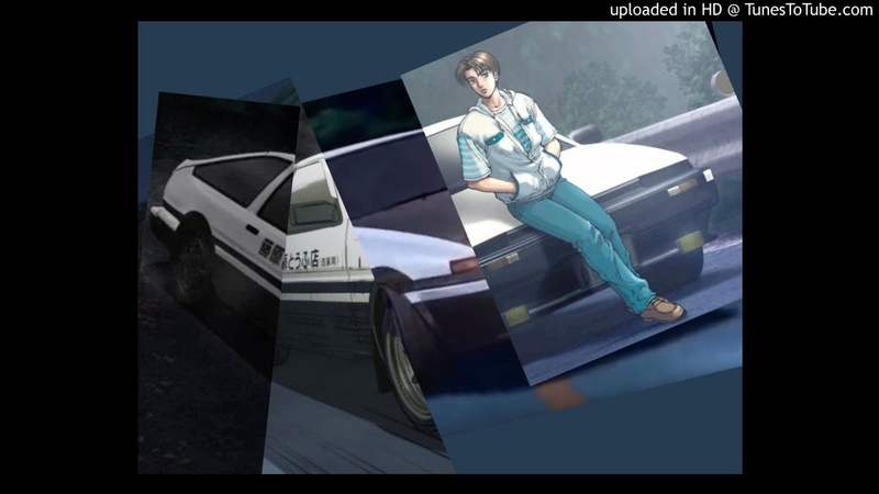 Deja gas in the fire every beat is one of 4 initial d songs