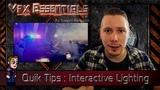 VFX Essentials Interactive Lighting