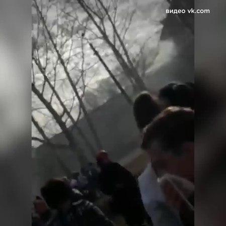 Видео с места нападения на школу в Башкирии - Видео - L!fe