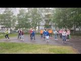 Флешмоб к 80-летию Северодвинска.