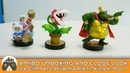 [Amiibo] Ice Climbers, Piranha Plant, and King K. Rool - Unboxing and close look