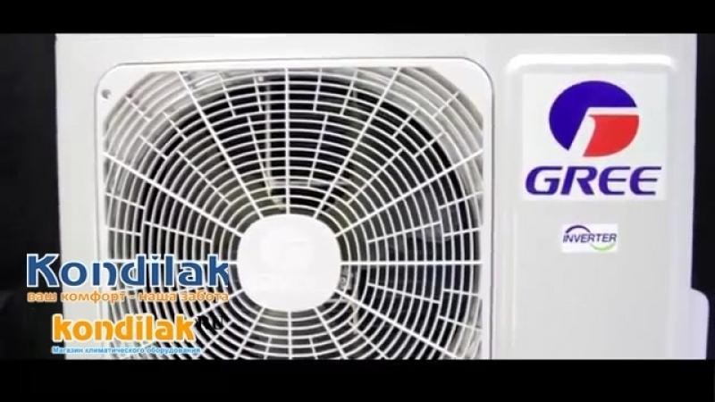 Кондиционер GREE Smart Inverter Wi Fi edit