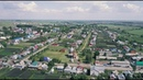 Мое родное Село Яльчики с птичьего полета