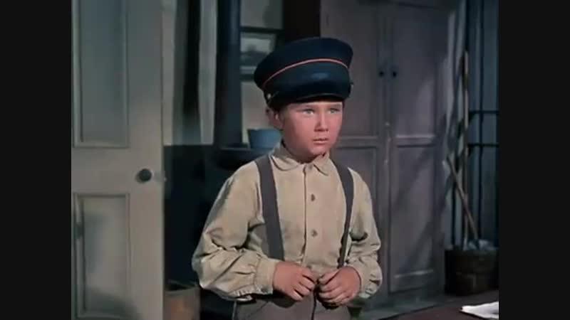 Тоби Тайлер ( 1960 США ) семейный приключения
