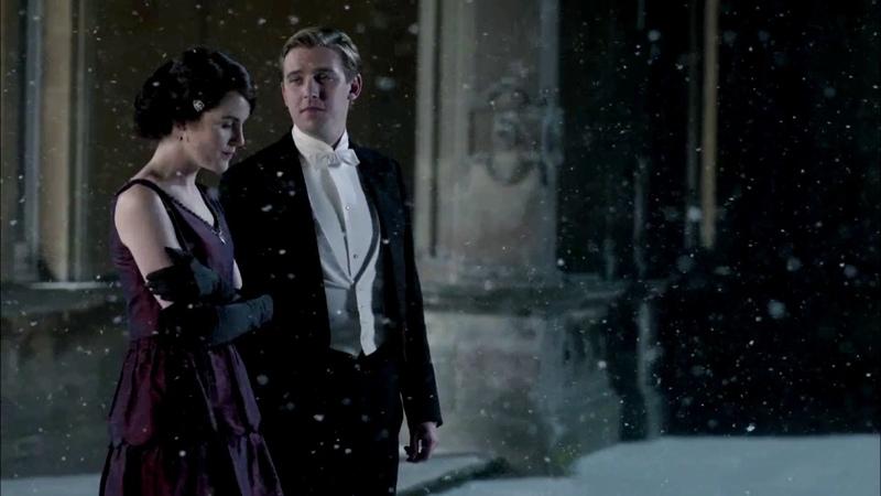 Downton Abbey, 2x10 || MaryMatthew Marriage proposal
