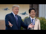 Highlights President Trump WW3 Press Conference With Japanese PM Abe