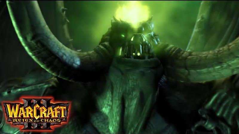 Warcraft III Reign of Chaos Игрофильм