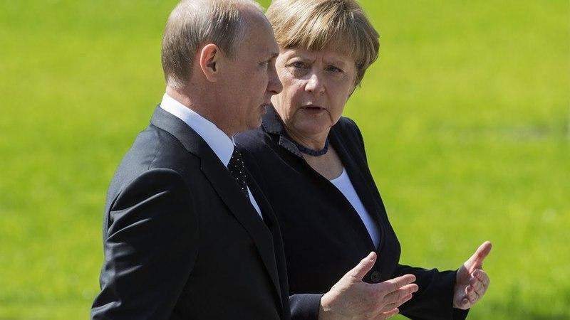 Сближение с Россией теперь является основной стратегической целью для Германии