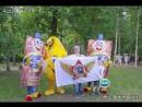 На празднике в Александровском саду г.Киров