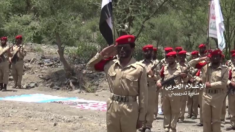 Выпуск новой партии бойцов армии Йемена