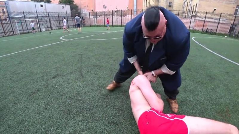 Барецкий поймал и перевоспитывает футболиста Мамаева чтоб не пил и не дрался.. СМИ