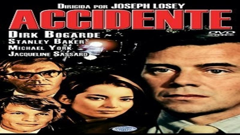 1967 Joseph Losey - Lincidente - dual mux - Michael York, Stanley Baker, Jacqueline Sassard, Dirk Bogarde