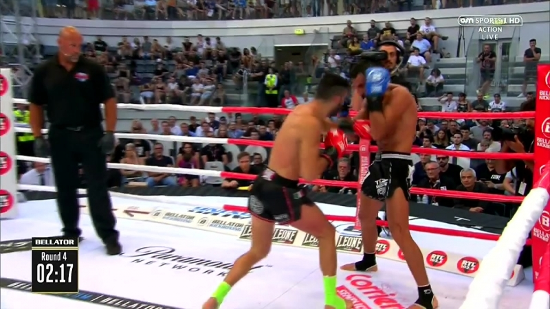 Bellator Kickboxing 10