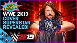 AJ STYLES REVEALED AS WWE 2K19 COVER SUPERSTAR!!! - UUDD Vlogs