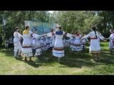 Выступление Сосновоборского образцового хореографического ансамбля