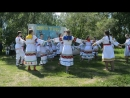 Выступление Сосновоборского образцового хореографического ансамбля Забава (руководитель Елена Бителева) на концерте, посвященн