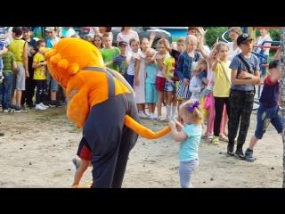Праздник двора на Щелкина, 17. Снежинск. Август 2018