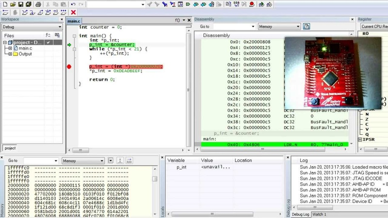 Embedded Systems Programming Lesson 3 Variables and Pointers