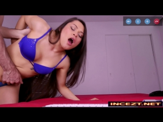[1080] Meana Wolf - Long Distance Skype Cuckold With Daddy 18+