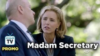 Madam Secretary 5x02 Promo