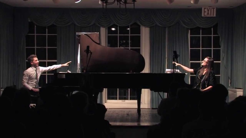 Hallelujah Junction by John Adams performed by FTN (Natalie Tenenbaum and Julian Pollack)