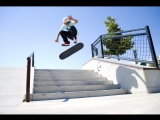Young boy made 5 kickflips!Shock, omg, watch everyone,this you have not seen,a young professional, without SMS and registration!