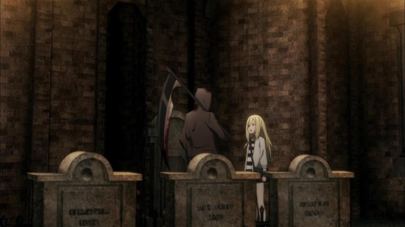 [SHIZA] Ангел кровопролития Satsuriku no Tenshi - 2 серия [MVO] [2018] [Руская озвучка]