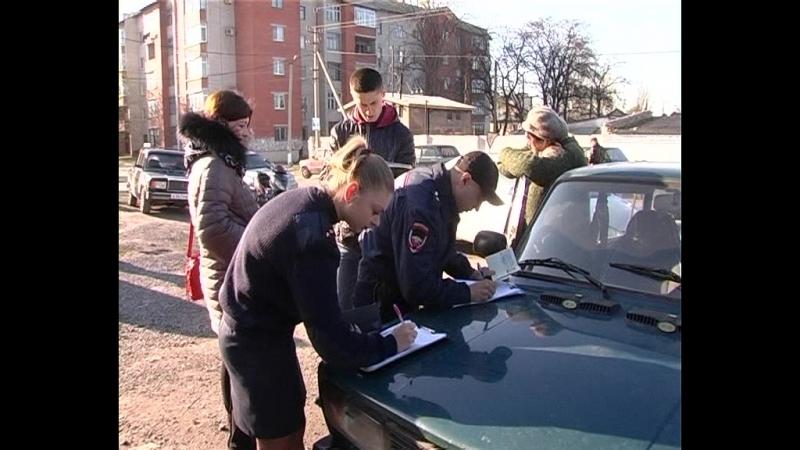 В г. Комсомольское продолжаются мероприятия, направленные на борьбу со стихийной торговлей