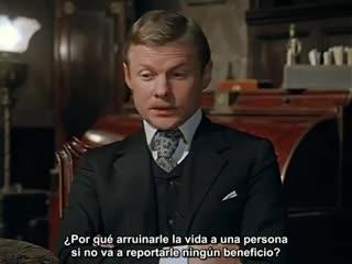 de Sherlok Holmes y Doctor Watson Capítulo 1 - El Rey de Chantaje (VOS Español)