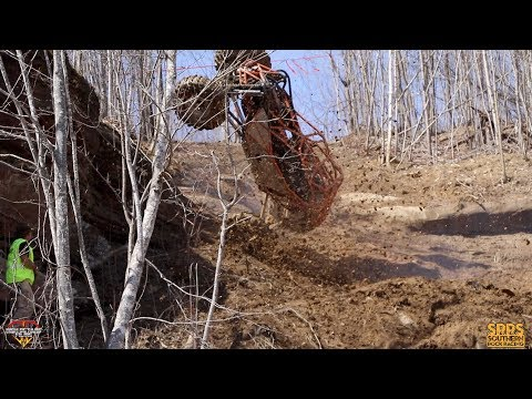 THE BIG SLICK LEDGE HILL TWO NRRS RD 1 WILDCAT OFFROAD PARK SOUTHERN ROCK RACING SERIES