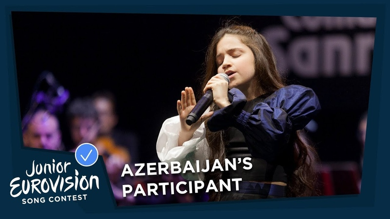 Azerbaijan is back! Fidan Huseynova will travel to Minsk - Junior Eurovision Song Contest 2018