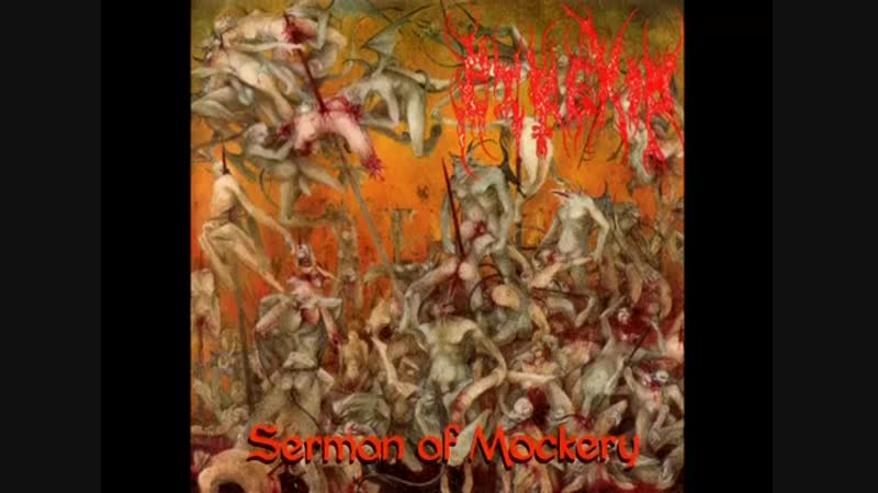 Pyrexia (USA) - Sermon Of Mockery -1993