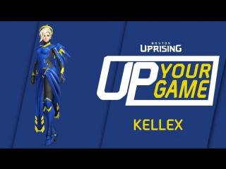 Kellex shares mercy tips