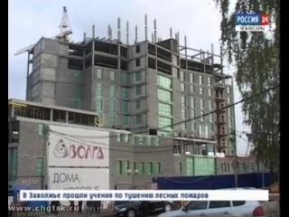Игнатьев предложил повесить портрет Колесникова на недостроенном отеле